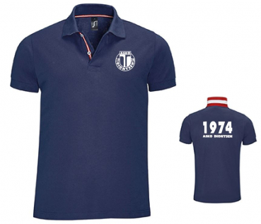 ASKÖ Dionysen Fan Men`s Polo Shirt Patriot