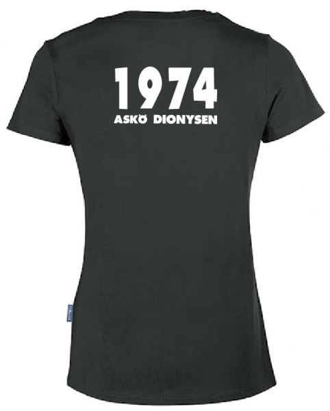 ASKÖ Dionysen Fan Women´s Luxury Roundneck Tees - HRM201